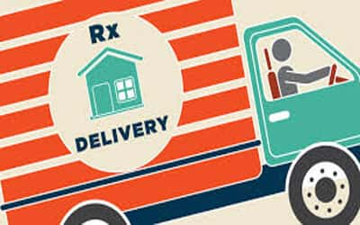 Is one-hour prescription delivery coming to the U.S.?