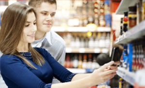 The power of mobile to drive e‑grocery sales