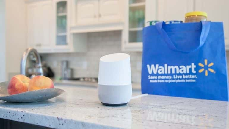 Walmart teams up with Google to battle Amazon
