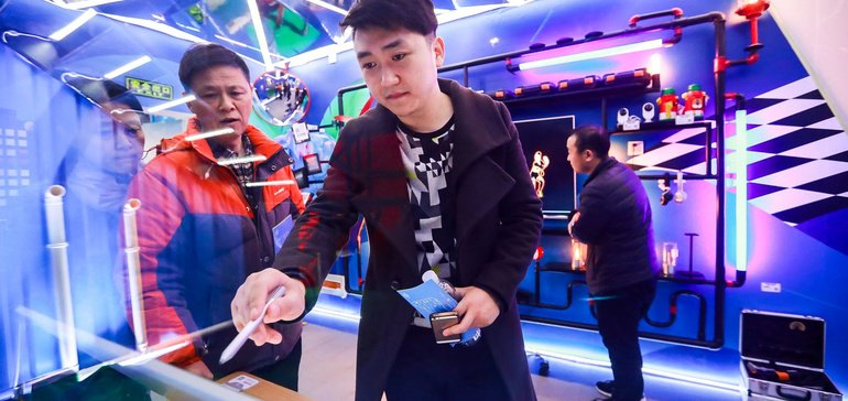 Alibaba's Singles Day rang up $12B in the first 2 hours